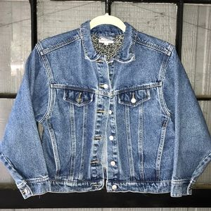 "American Girl denim jacket, ""Amelia"""